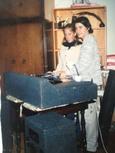 DJing for Family 1997