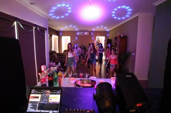 kids party dj hire